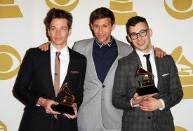 Top Grammy Winners – 'Glee' …