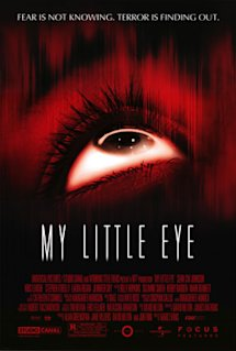 Poster of My Little Eye