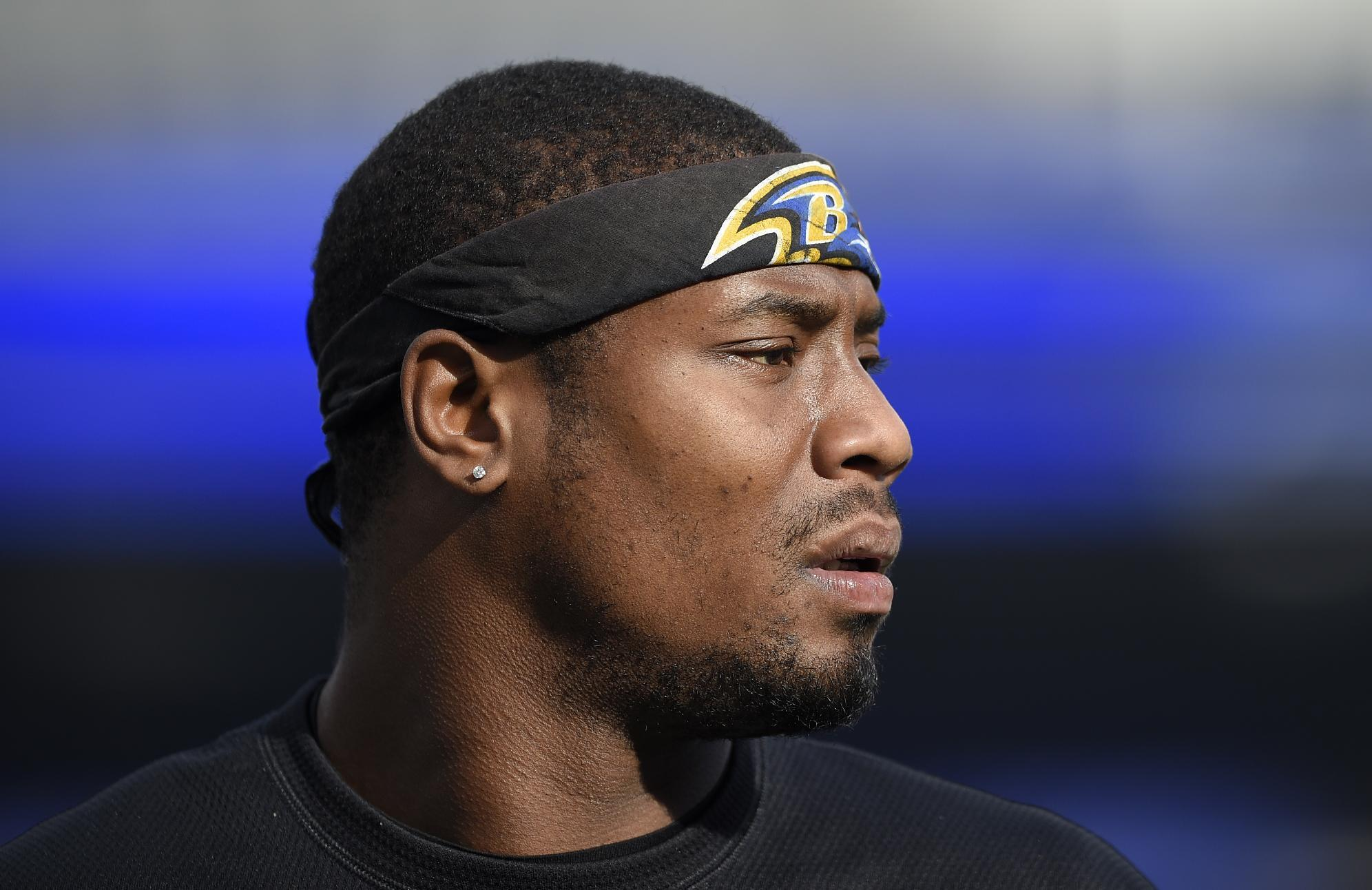 Jacoby Jones cut by Ravens after third season with the team