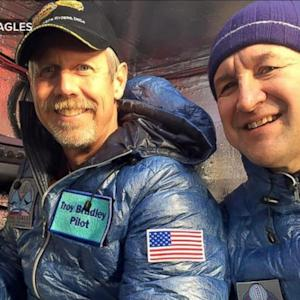Up, Up, and Away! Two Balloon Pilots Soaring Towards Record-Breaking Flight