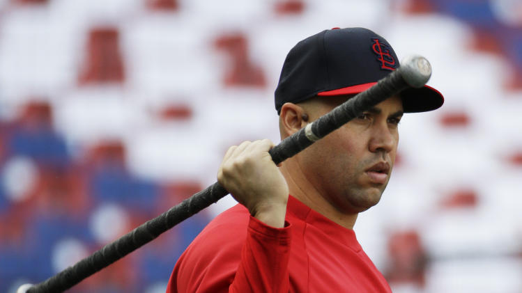 Cardinals will make qualifying offer for Beltran