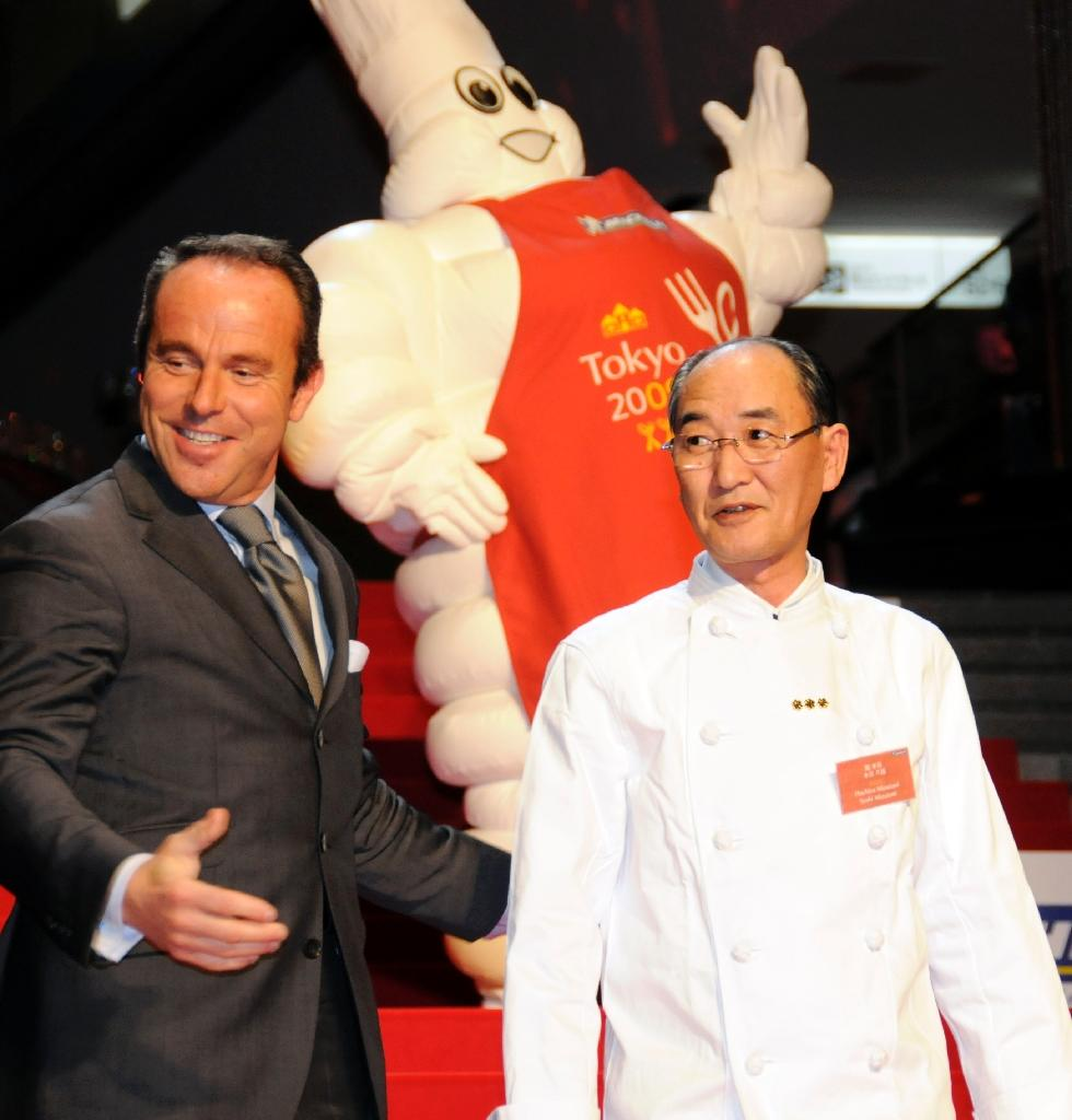 Japan Michelin-star sushi house defends foreigner rules