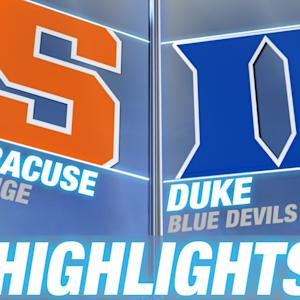 Syracuse vs Duke | 2015 ACC Women's Lacrosse Championship Highlights