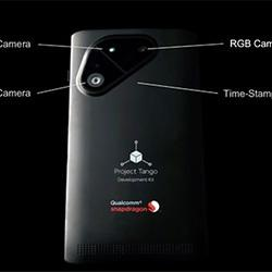 Google and Qualcomm squeezed Project Tango tech into a smartphone