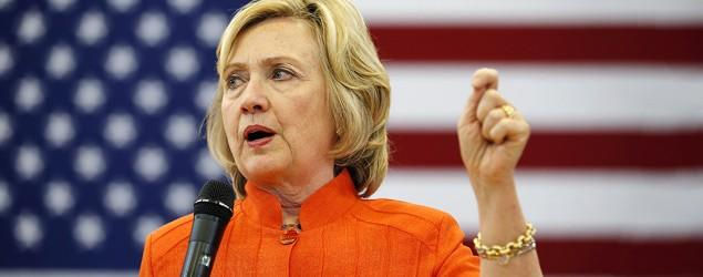 Hillary Clinton compares GOP to terrorists