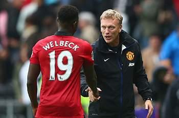 Welbeck, Rafael & Clichy battle injuries ahead of Manchester derby clash
