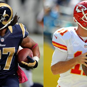 Rams at Chiefs Preview