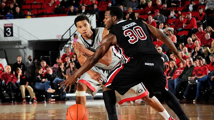 NCAA Basketball: South Carolina at Georgia