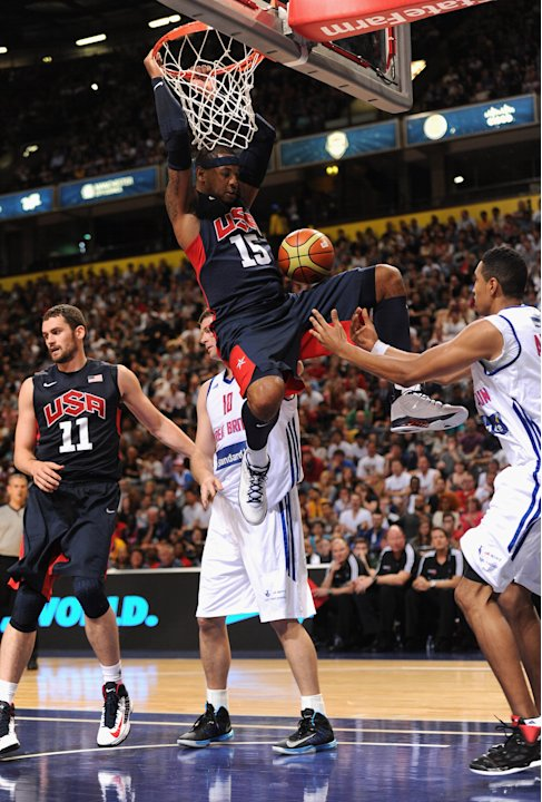 USA v Great Britain - Men's Exhibition Game