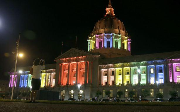 Just Like That, Gay Marriage Is Once Again Legal in California