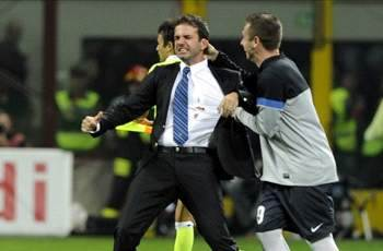 Cassano left out of Inter squad after dressing room bust-up