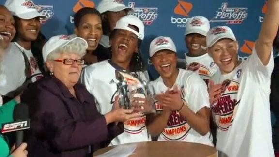 Into the Action: Indiana Fever
