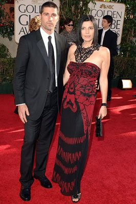 Matthew Fox with wife Margherita Ronchi 63rd Annual Golden Globe Awards - Arrivals Beverly Hills, CA - 1/16/05