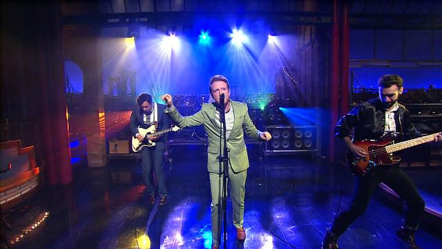 David Letterman - Two Door Cinema Club: Changing of the Seasons