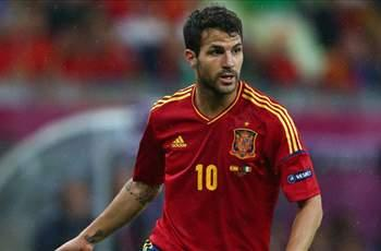 Fabregas: I feel valued within the Spain team