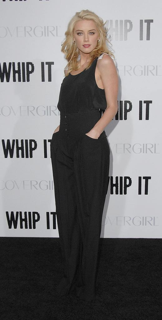 Whip It LA Premiere 2009 Amber Heard