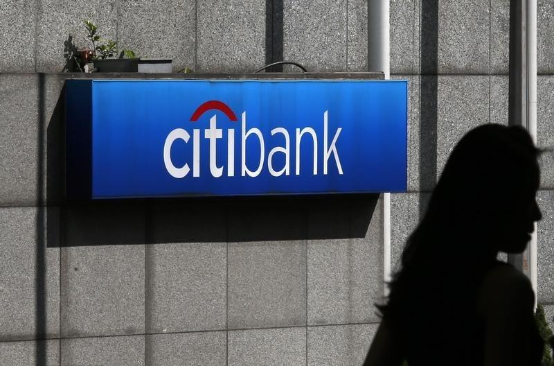 Citigroup's past losses may have helped it win Costco business