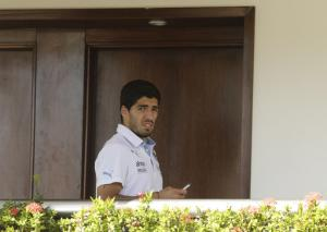 Chiellini says Suarez ban for biting him excessive