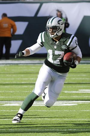WR Greg Salas making case for spot on Jets roster