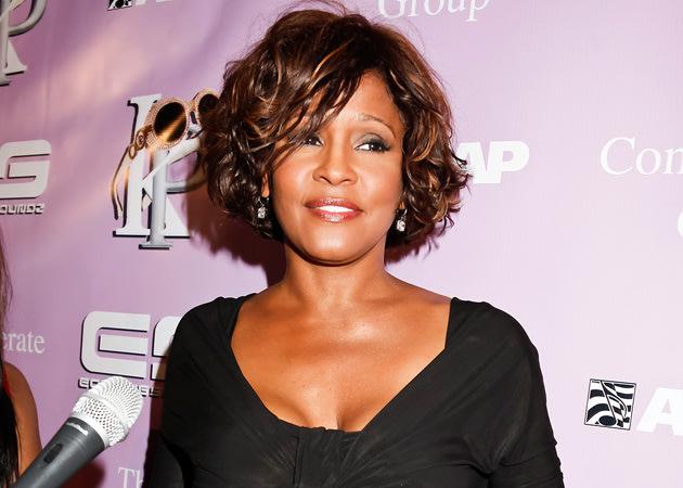 Whitney Houston dies aged 48 1