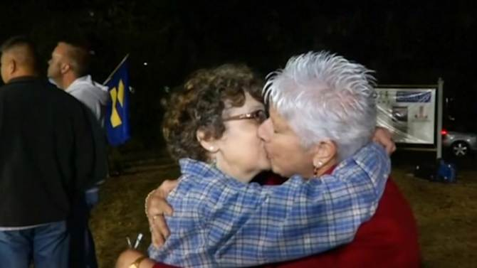 New Jersey becomes14th U.S. state to allow same-sex marriage