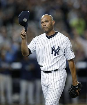 Exit Sandman: Rivera bids goodbye to Bronx