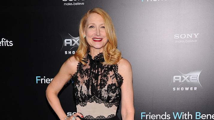 Friends with Benefits 2011 NY Premiere Patricia Clarkson