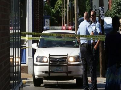 Raw: Gunman Kills 3, Self at St. Louis Office