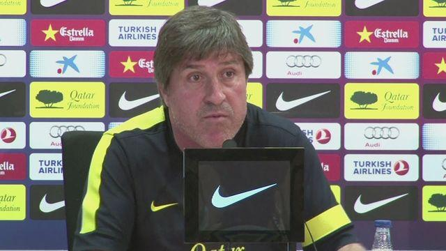Jordi Roura: Bayern Munich 'a very tough rival'