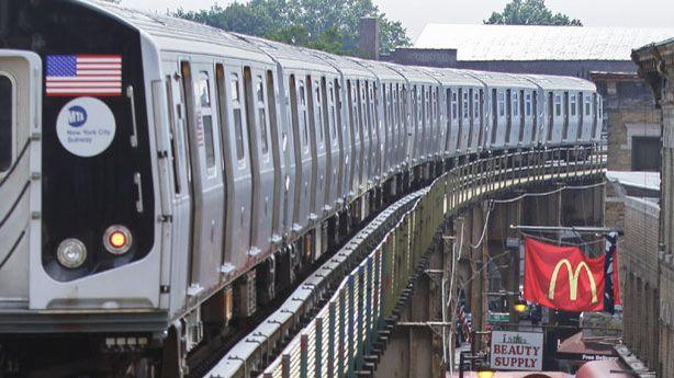 Another New Yorker Is Pushed In Front of a Subway Train