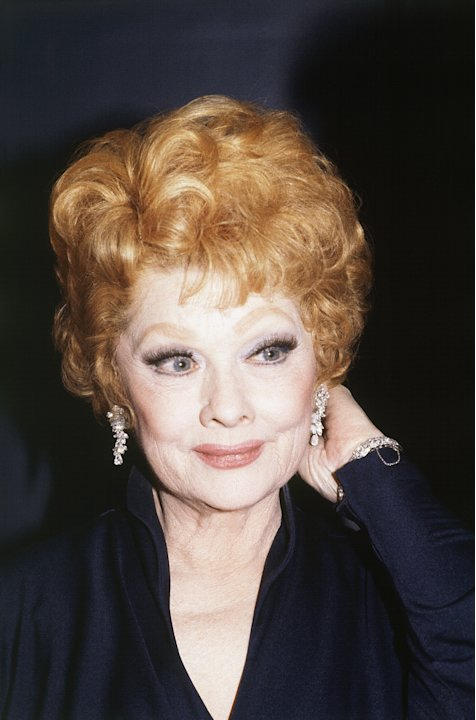 FILE - In this Oct. 14, 1979 file photo, actress Lucille Ball is shown in Los Angeles.  Ball, who died on April 26, 1989, would have celebrated her 100th birthday on Saturday, Aug. 6, 2011.  (AP Photo