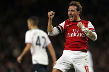 MAN OF THE MATCH Arsenal - Tottenham: Santi Cazorla