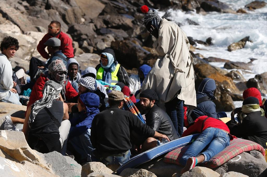 First of controversial EU refugee 'relocations' on Friday