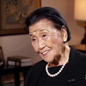 The mother of Chinese food in America