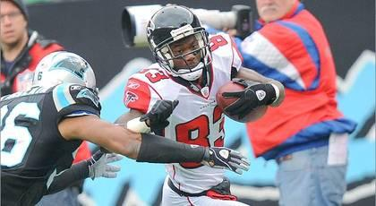 Who is the Falcons' most underappreciated receiver?
