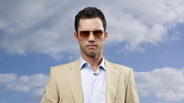 Jeffrey Donovan stars as Michael Westen in Burn Notice.