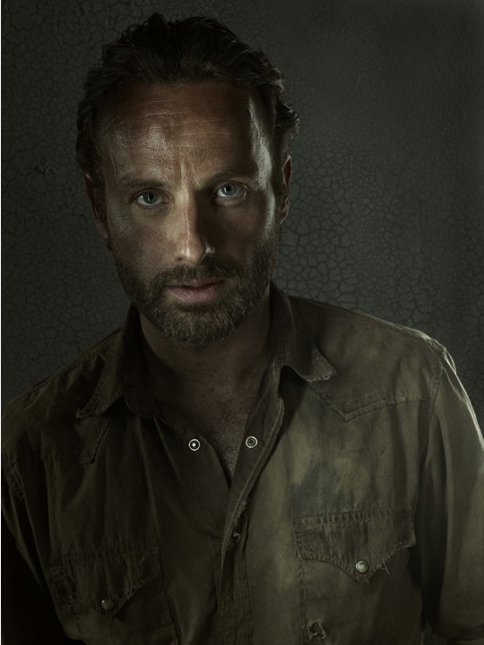 Rick Grimes (Andrew Linco&nbsp;&hellip;