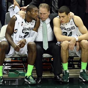 Experienced Spartans Trump Young Kentucky Talent