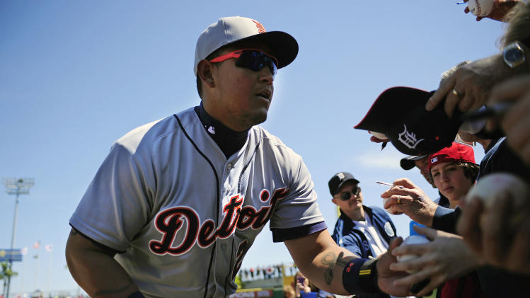 Here's a mind-blowing stat about Miguel Cabrera's new contract …