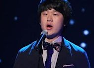 Korean Boy, Amazing Singer Video