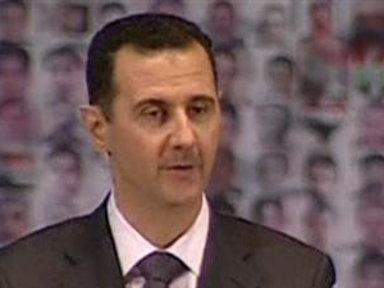 Syrian President Assad Gives Rare Speech