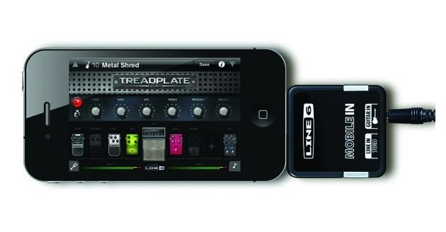 Turn your iPhone or iPad into a mobile guitar amp      (Yahoo! News)