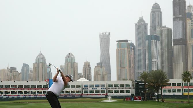 Omega Dubai Desert Classic - Day Three