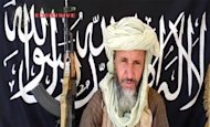 One of the leaders of Al-Qaeda in the Islamic Maghreb (AQIM), Abdelhamid Abou Zeid is shown in an undisclosed place, December 25, 2012. An Al-Qaeda source has confirmed Zeid&#39;s death, in the most significant success yet for the French-led operation against Islamist fighters in Mali
