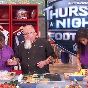 The Talk - Talk Tailgate with Dr. BBQ