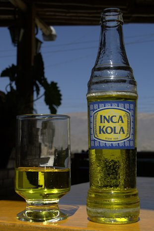 Kola, la cola dorada (Markus Leupold-L&#xf6;wenthal / Wikimedia Commons)