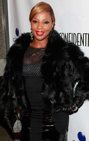 Mary J. Blige Faces IRS Lien for Unpaid Taxes