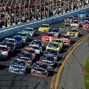 Best in-car audio from the DAYTONA 500