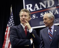 Rand and Ron Paul