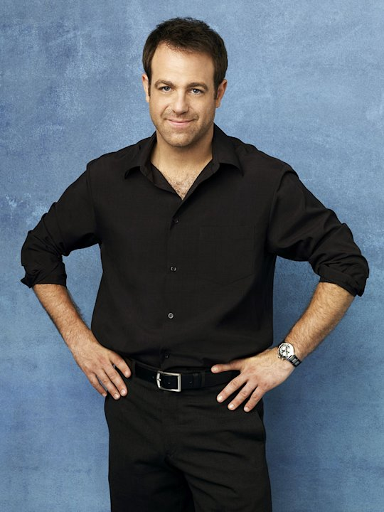 "Paul Adelstein in the ABC series ""Private Practice"""